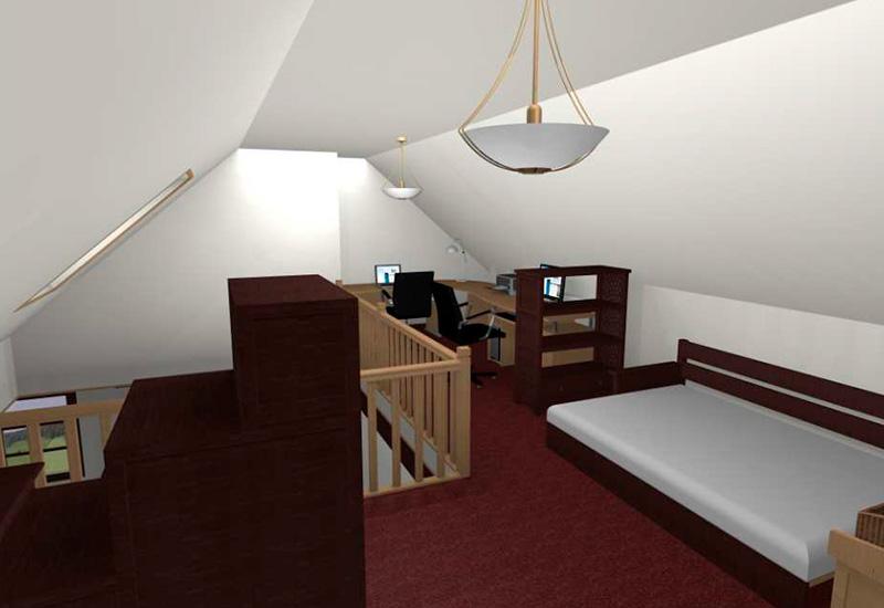 amnagement bureau particulier maison hand ralisation amnagement et dcoration duintrieur. Black Bedroom Furniture Sets. Home Design Ideas